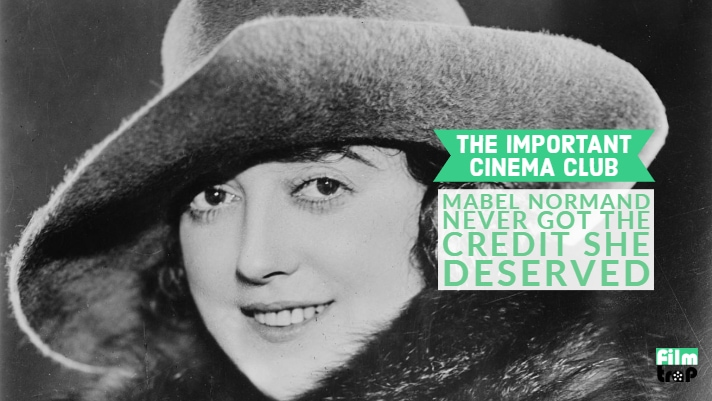 ICC #152 – Mabel Normand Never Got The Credit She Deserved