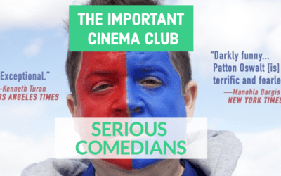 ICC #202 – Serious Comedians: Patton Oswalt, Richard Pryor, and Mary Tyler Moore