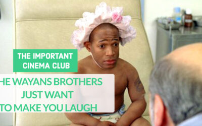 #242 – The Wayans Brothers Just Want To Make You Laugh