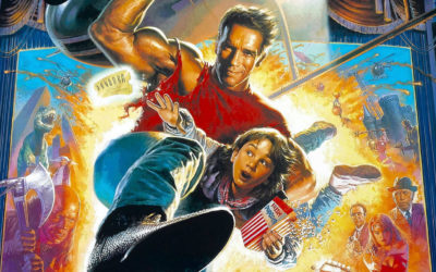 The Bay Street Video Podcast #81 – The Last Action Hero, Drunken Master II, and a Shirtless Leslie Nielson…