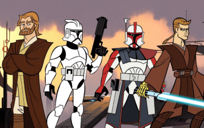 The Star Wars Puncast #11 – Good These Clone Wars Are