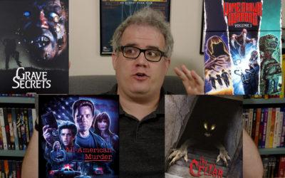 Video: Vinegar Syndrome's April 2021 Blu-rays